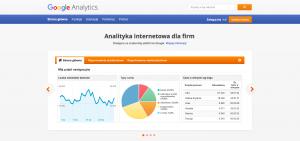 google analytis dla firm