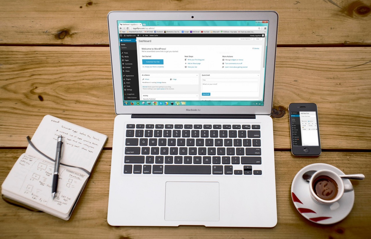 pomysly na firmowego bloga